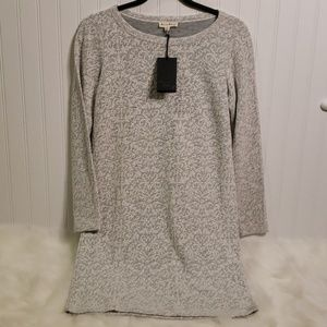 NWT Jane and Delancey Long Sleeved Shift Dress